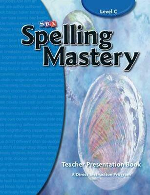 AU320.24 • Buy Spelling Mastery Level C, Teacher Materials By Mcgraw Hill (English) Spiral Book