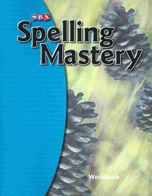 AU38.43 • Buy SRA Spelling Mastery: Level E By McGraw-Hill Education (English) Paperback Book
