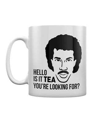 £8.75 • Buy Lionel Richie Hello Is It Tea You're Looking For? White Mug Officially Licensed