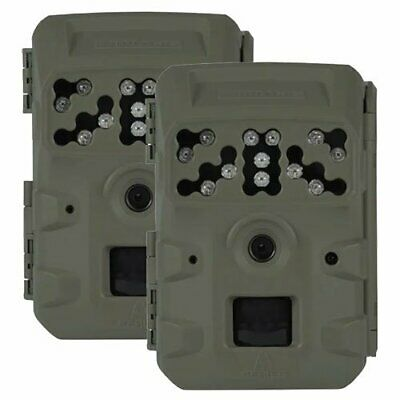 View Details (2 Pack) New Moultrie A35 Infrared 14MP Game Trail Stealth Security Camera Cam  • 129.00$