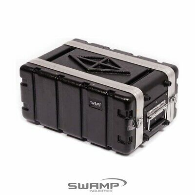AU134.99 • Buy SWAMP 19 Inch 4U ABS Rack Case - Half Depth