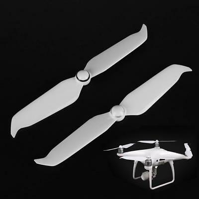 AU8.92 • Buy Low-noise Mute Quick Release RC Drone Blades 9455S Propellers For DJI Phantom 4