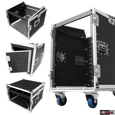 AU325 • Buy GigGear Rack And Mixer Road Case : 2ru To 16ru Rack Height - Ready Made - HC-M
