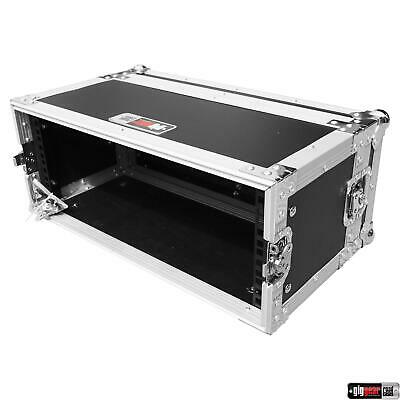 AU176 • Buy Road Case - 4RU Effects Short Depth Rack Case - HC-4U-EFX