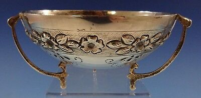$309 • Buy Aztec Rose By Maciel Sterling Silver Bowl Footed 6  X 3  #5457 (#2647)