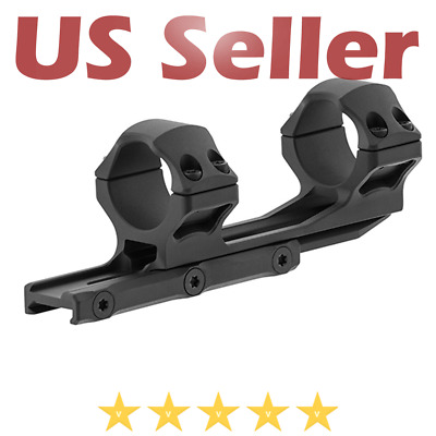 $38.95 • Buy UTG Leapers ACCU-SYNC 30mm Medium Pro. 50mm Offset Picatinny Scope Rifle Rings