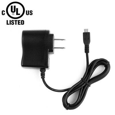 $ CDN8.12 • Buy AC DC Adapter Power Charger Cord Cable For NVIDIA SHIELD K1 940-81761-2500-500