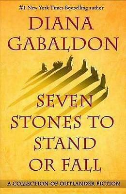 AU57.02 • Buy Seven Stones To Stand Or Fall By Diana Gabaldon (English) Hardcover Book Free Sh