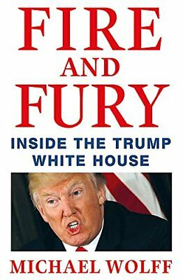 AU5.97 • Buy Fire And Fury,Michael Wolff- 9781408711392