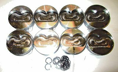 AU720.85 • Buy Oldsmobile 455 , 60 Over, Gsx Forged Pistons (4.185 Bore)