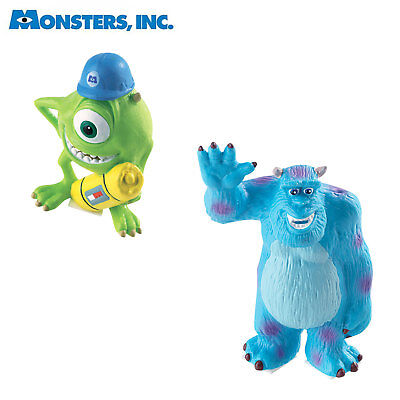 Disney Monsters, Inc. Bullyland - Choice Of Mike Or Sulley - Great Cake Toppers • 4.49£