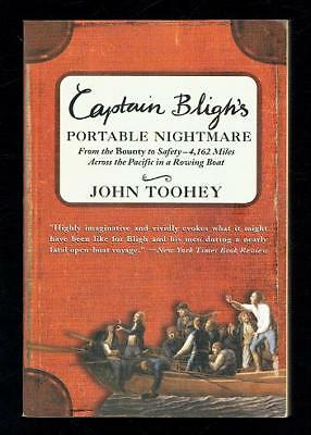 Toohey, John; Captain Bligh's Portable Nightmare. Harper 1999 VG • 4£