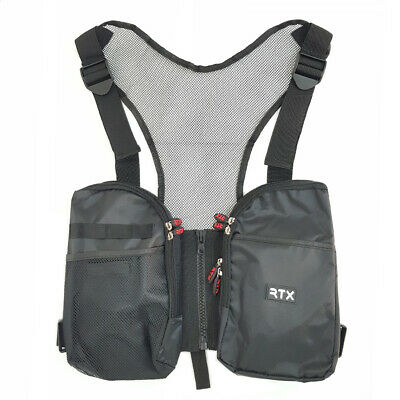 £23.39 • Buy Electricians Framer Contruction Fishing Carpenter Mountain Work Tool Pouch Vest