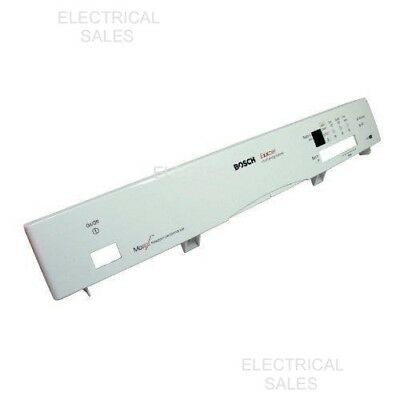 Bosch Excel Dishwasher Front Control Panel Fascia Cover 439270 Genuine Part • 53.99£