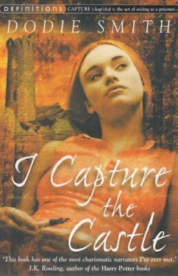 I Capture The Castle,Dodie Smith- 9780099845003 • 3.09£