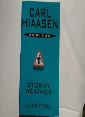 £3.22 • Buy Stormy Weather / Lucky You,Carl Hiaasen