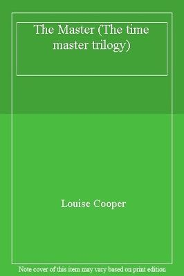 £2.25 • Buy The Master (The Time Master Trilogy),Louise Cooper