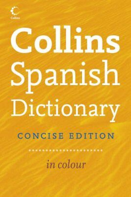 Collins Concise Spanish Dictionary, • 2.79£