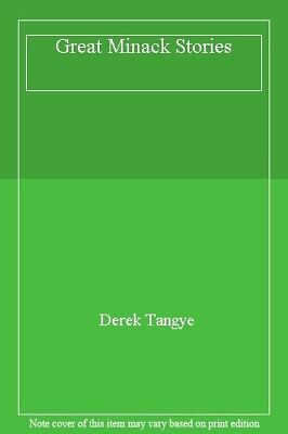 Great Minack Stories,Derek Tangye, Jean Tangye • 2.92£