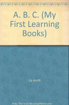 £2.95 • Buy A. B. C. (My First Learning Books),Ladybird