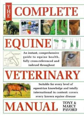 £3.10 • Buy The Complete Equine Veterinary Manual (A David & Charles Book),Tony Pavord, Mar