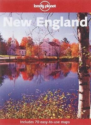 £2.05 • Buy New England (Lonely Planet Regional Guides),Tom Brosnahan, Randall S. Peffer