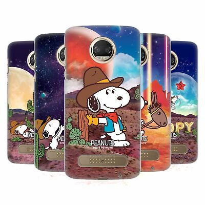 £9.95 • Buy Official Peanuts Snoopy Space Cowboy Hard Back Case For Motorola Phones 1
