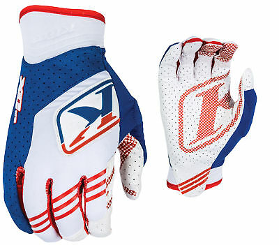 $ CDN51.82 • Buy Klim Mens Blue/Red/White XC Dirt Bike Gloves MX ATV Motocross Off-Road 2016