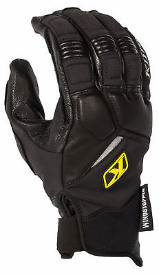 $ CDN116.62 • Buy Klim Mens Black Inversion Pro Snowmobile Gloves Snow Snowcross