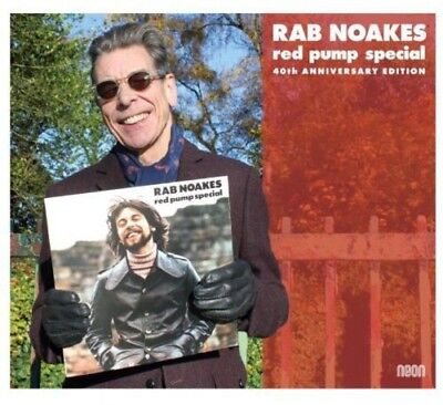£13.57 • Buy Rab Noakes - Red Pump Special-40th Anniversary Edition [New CD] UK - Import