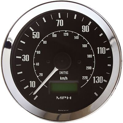 $298.86 • Buy Smiths Classic Speedometer Electronic Programmable 0-140 MPH / 0-220 KMH 100mm