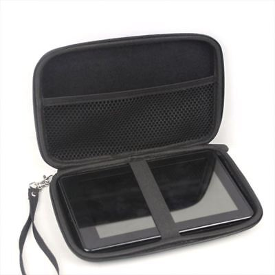 £6.95 • Buy For TomTom Go 520 5  Carry Case Hard Black With Accessory Story GPS Sat Nav