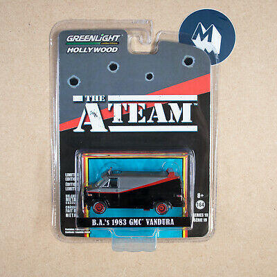1:64 Scale 1983 GMC Vandura / The A Team (B. A. Baracus) • 6.99£