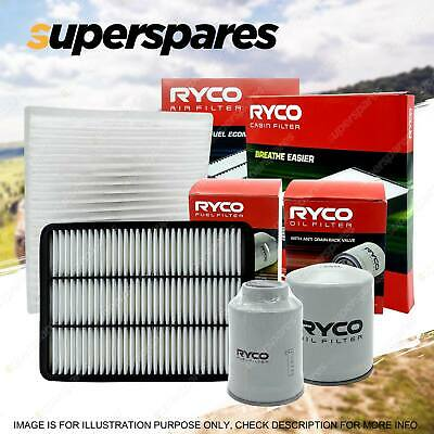 AU111.99 • Buy Ryco 4WD Filter Service Kit For Toyota Landcruiser HDJ100R With 1HD-FTE Engines