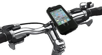 £7.49 • Buy Tigra Sport Bike Console Cycling Bicycle Case For Apple IPhone 3G 4 4S - Black