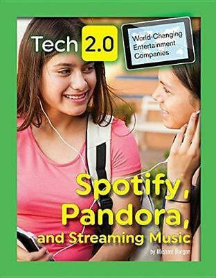 AU32.77 • Buy Tech 2.0 World-changing Entertainment Companies: Spotify, Pandora, And Streaming
