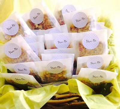 £7.30 • Buy Biodegradable Wedding Flower Confetti Natural Dried Petal 10 Bags