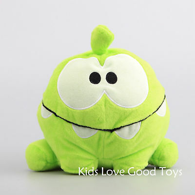 £5.99 • Buy  New Cut The Rope Hungry Om Nom Plush Toy Stuffed Doll Rare 8'' Xmas Gift