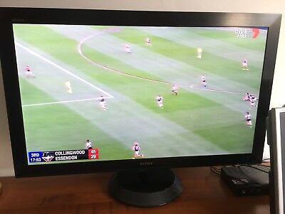 AU100 • Buy Sony TV, 40 Inch, Digital Colour, Very Slim Design - Suits Fixing Or Parts