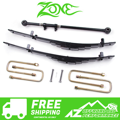 $295.95 • Buy Zone Offroad 2.5  Suspension System Lift Kit For 99-04 Ford F250 F350 Super Duty