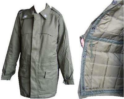 £25 • Buy Cold Weather Combat Jacket Italian Military Parka Warm Quilted Parker ~ 48L