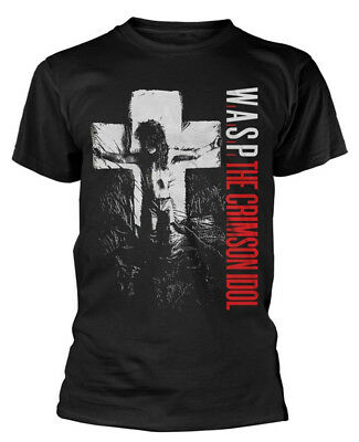 £15.49 • Buy WASP 'The Crimson Idol' T-Shirt - NEW & OFFICIAL!