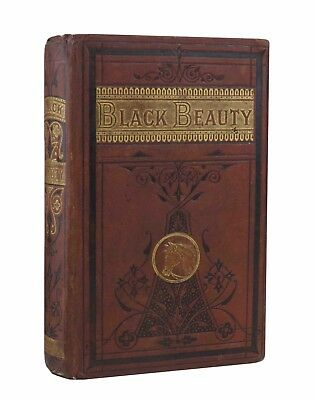 £5400 • Buy Anna Sewell – Black Beauty – First UK Edition 1877 - Jarrold And Son - 1st Book
