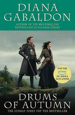 AU26.11 • Buy Drums Of Autumn: (Outlander 4) By Diana Gabaldon (English) Paperback Book Free S