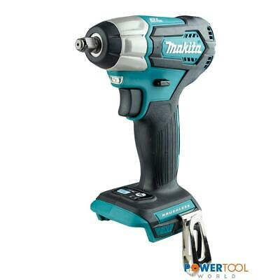 Makita DTW180Z 18v LXT Brushless 3/8  Impact Wrench Body Only • 117£
