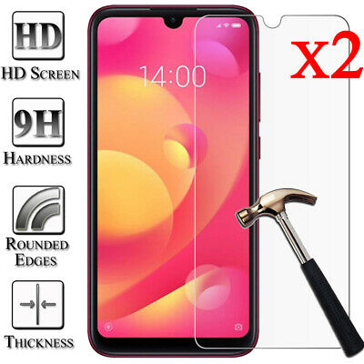 $2.59 • Buy 2X Tempered Glass Screen Protector For XiaoMi Mi Pocophone F1 9T Pro 8 9 Lite SE
