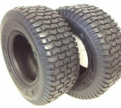 £26.10 • Buy 2) 11x4.00-5 11x400-5 11/4.00-5  Lawn Tractor Go Kart Turf TIRES 4ply DS7016