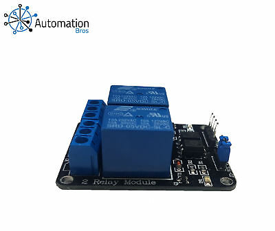 AU9.99 • Buy 5V 2 Channel Relay For Arduino