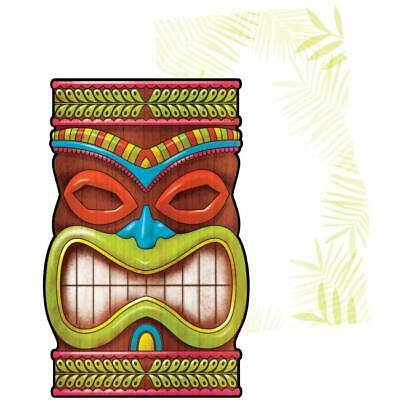 Tiki Time Postcard Invitations 25 Pack Envelopes Luau Hawaiian Party Supplies • 4.17£