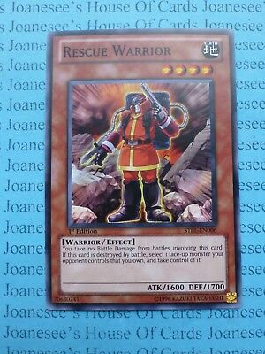 Rescue Warrior STBL-EN006 Common Yu-Gi-Oh Card English 1st Edition New • 1.40£